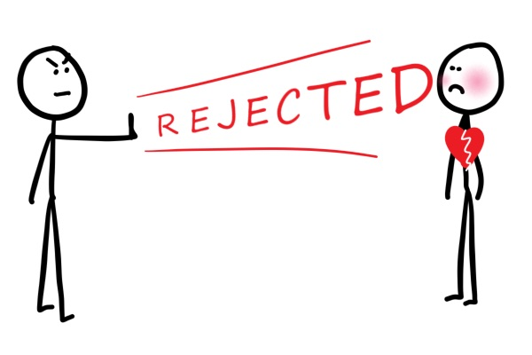 Nobody wants to be rejected