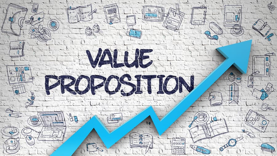 Sales TIp is to have a strong Value Proposition