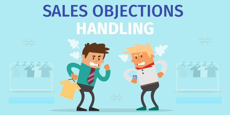 Sales Tip on handling sales objections